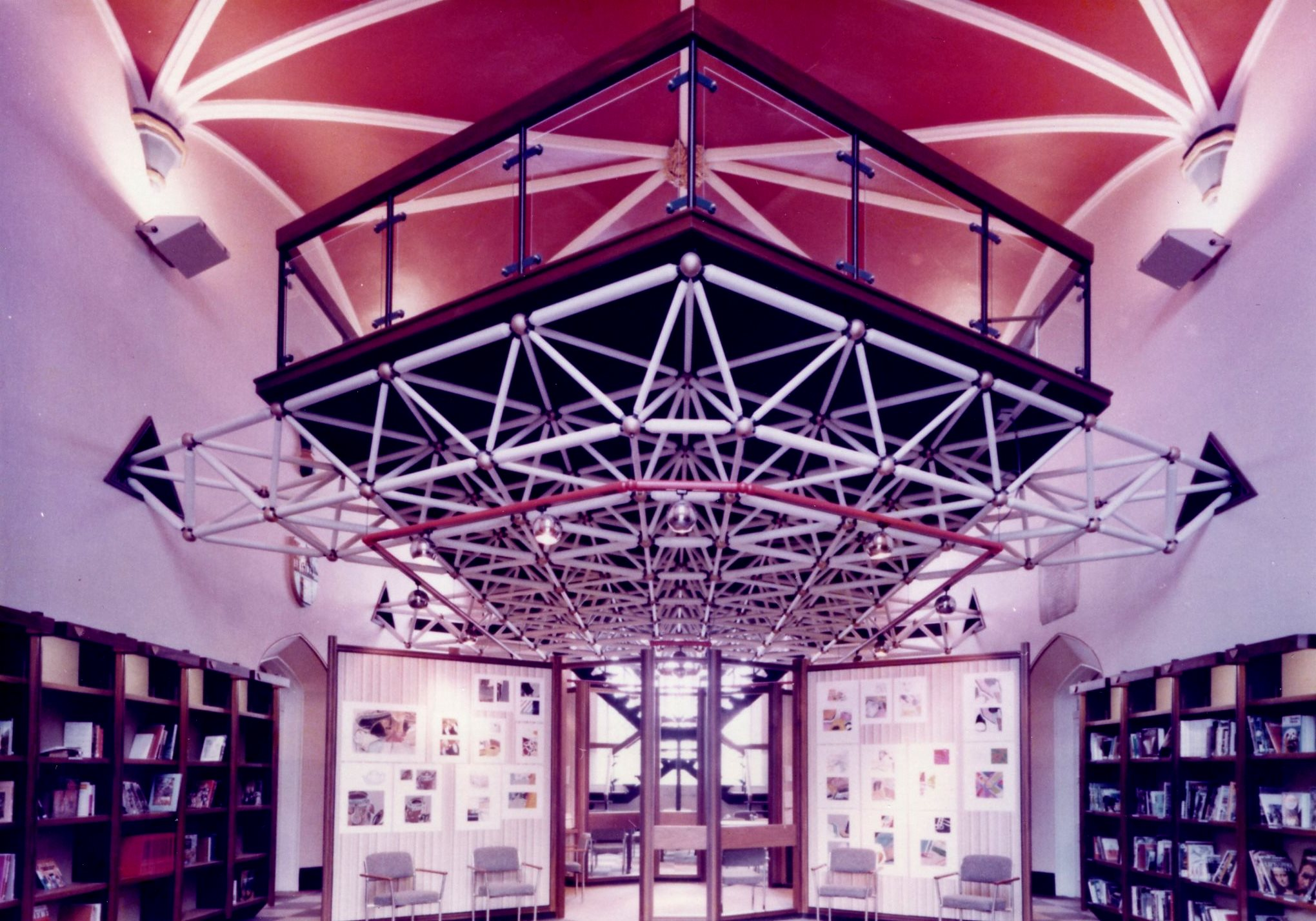 Custom Space Frames – SystemsXL – Exhibition and Construction stands ...